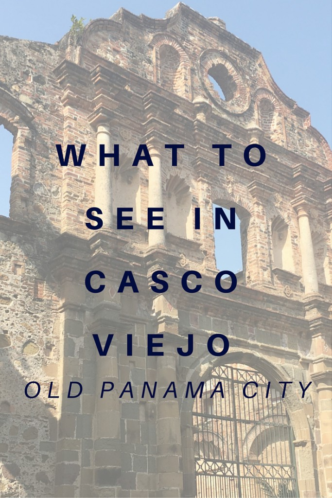 Casco Viejo, Old Panama City - Jet-setting Spirit